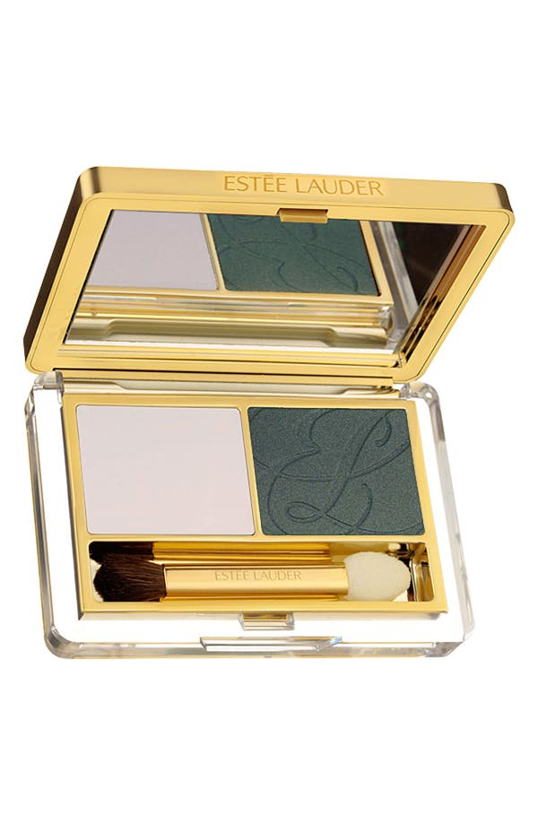 Alternate Image 1 Selected - Estée Lauder 'Pure Color' Eyeshadow Duo - Modern Mercury