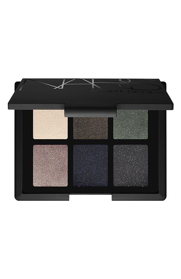 Alternate Image 1 Selected - NARS 'Night Series' Eyeshadow Palette