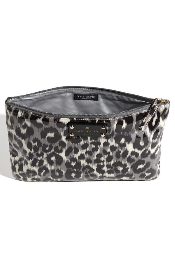 Alternate Image 3  - kate spade new york 'daycation - large' flat pouch