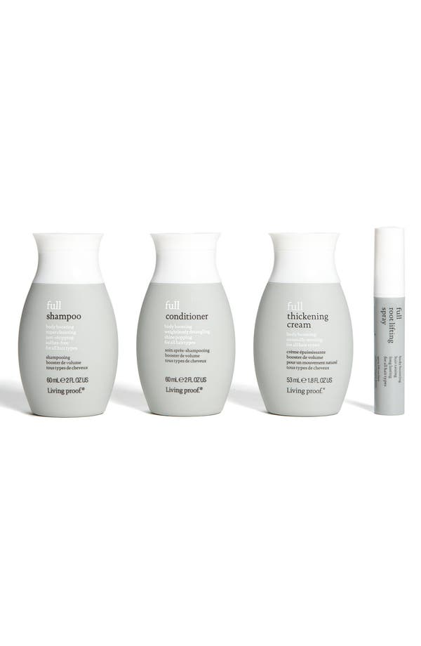 Main Image - Living proof® 'Full' Discovery Kit ($36 Value)