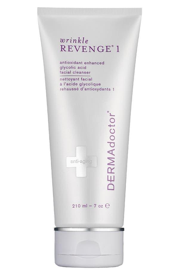 Main Image - DERMAdoctor® 'wrinkle REVENGE® 1' Antioxidant Enhanced Glycolic Acid Facial Cleanser