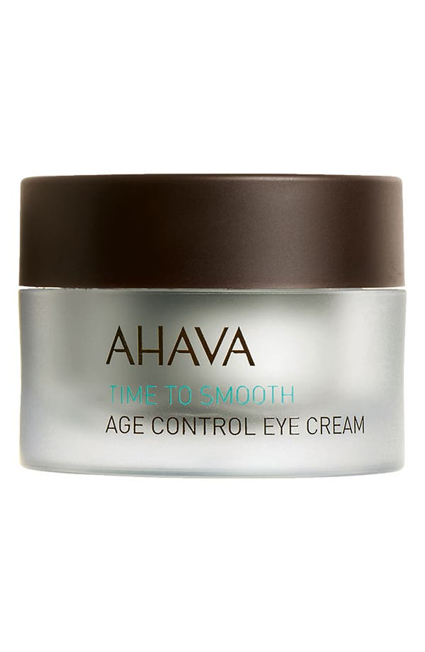 Alternate Image 1 Selected - AHAVA 'Time to Smooth' Age Control Eye Cream