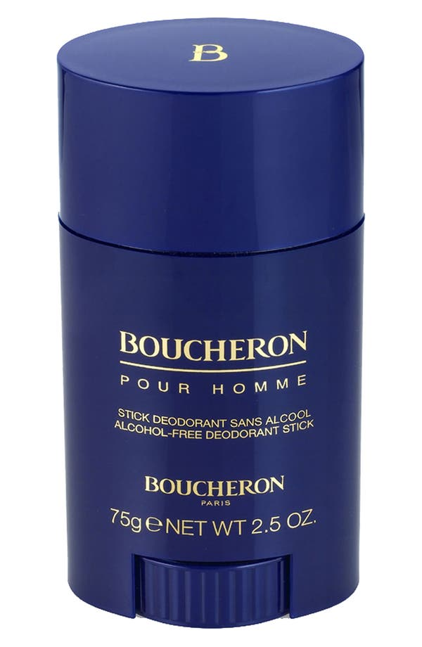 Alternate Image 1 Selected - Boucheron 'Pour Homme' Deodorant Stick