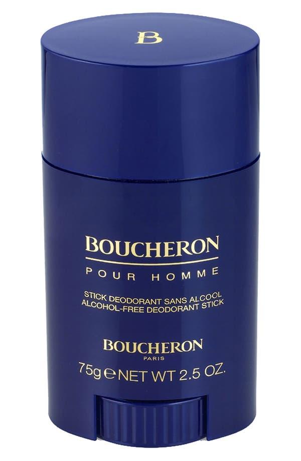 Alternate Image 1 Selected - Boucheron 'Pour Homme' Deodorant Stick