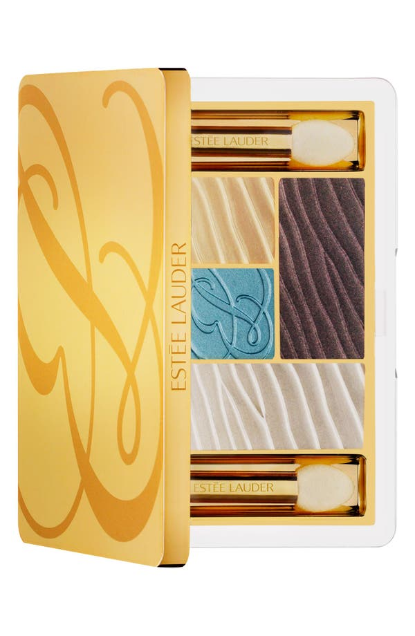 Alternate Image 2  - Estée Lauder 'Bronze Goddess Capri Pure Color' Gelée Powder Eyeshadow Palette