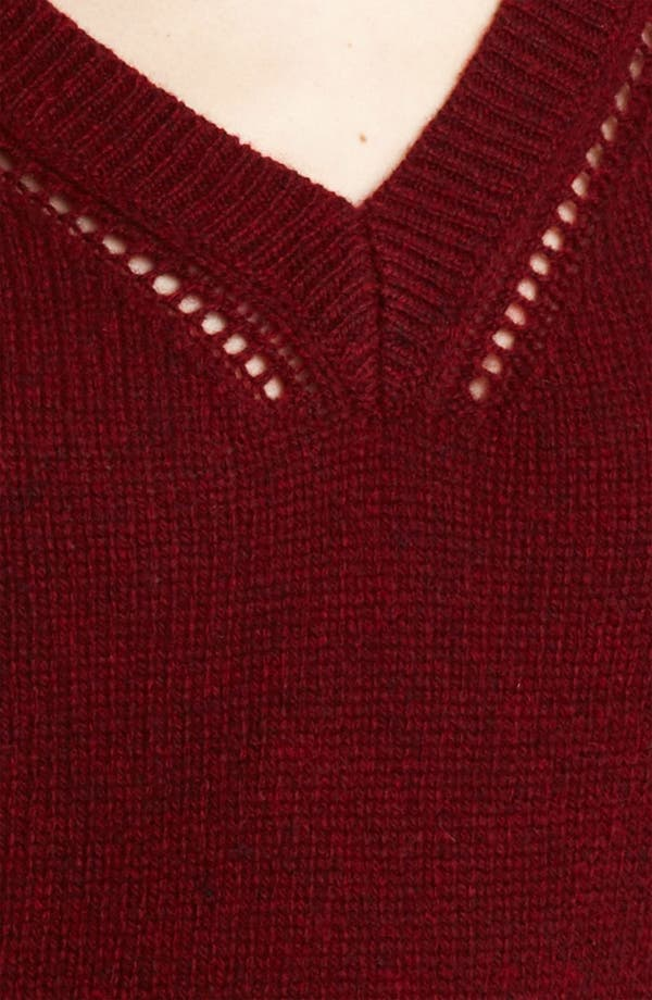 Alternate Image 3  - Burberry Prorsum Cashmere Sweater