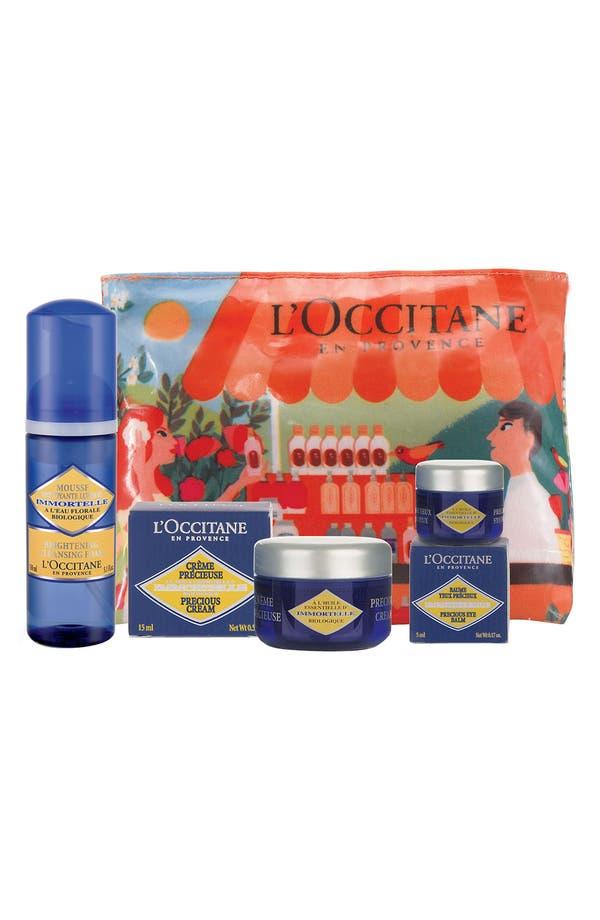 Alternate Image 1 Selected - L'Occitane 'Immortelle' Anti-Aging Skincare Collection ($39 Value)