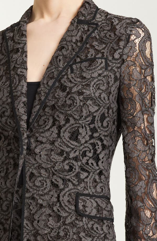Alternate Image 3  - Moschino Cheap & Chic Lace Jacket