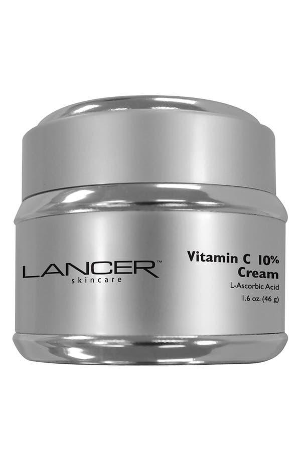 Main Image - LANCER Skincare Vitamin C 10% Cream (Nordstrom Exclusive)