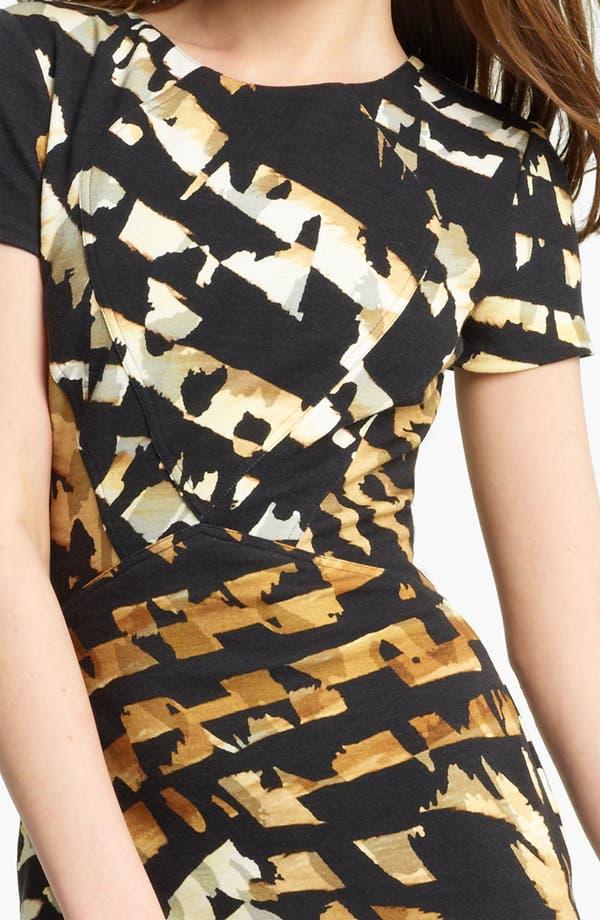 Alternate Image 3  - Blumarine Animal Print Jersey Dress