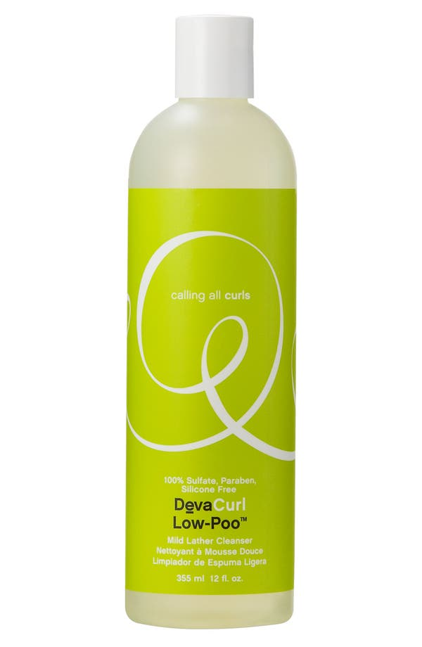Alternate Image 1 Selected - DevaCurl 'Low-Poo™' Mild Lather Cleanser