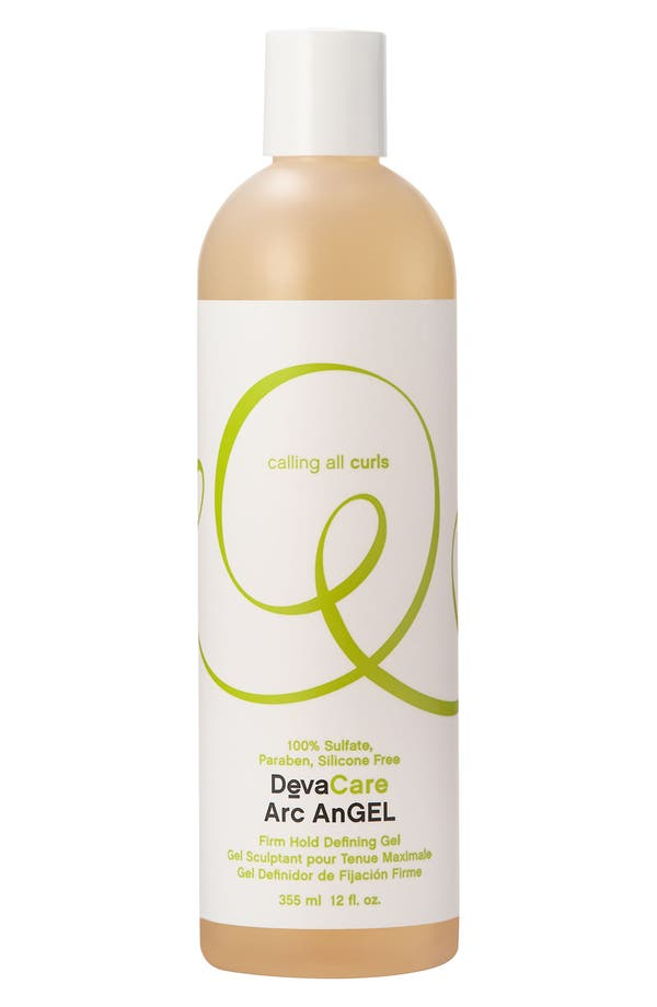 Alternate Image 2  - DevaCurl 'DevaCare - Arc AnGEL' Firm Hold Defining Gel