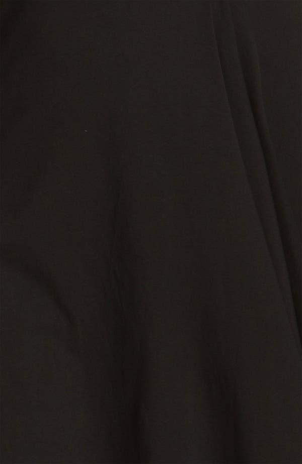 Alternate Image 3  - DKNYC Drape Front Skirt (Plus)