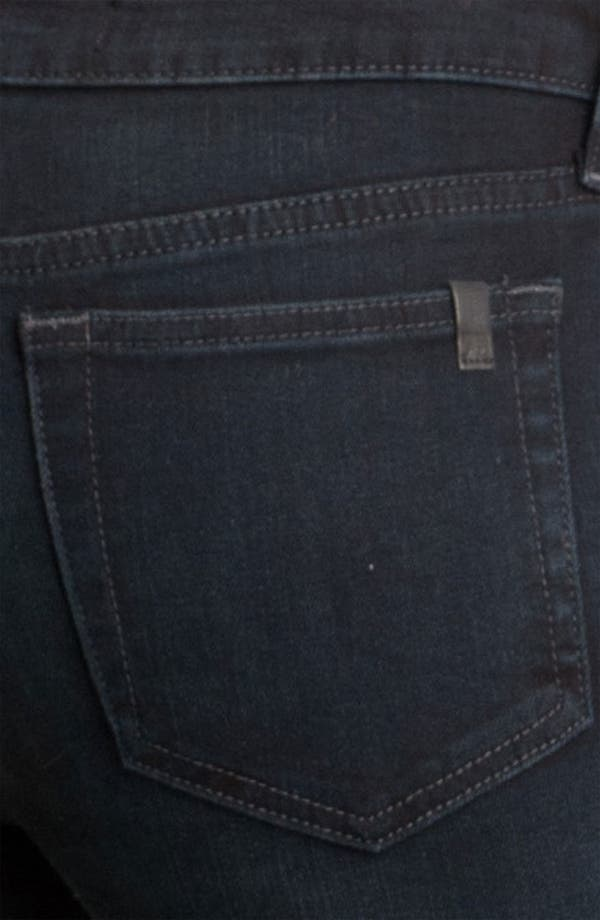 Alternate Image 3  - Joe's Skinny Stretch Ankle Jeans (Tabitha Blue/Black)