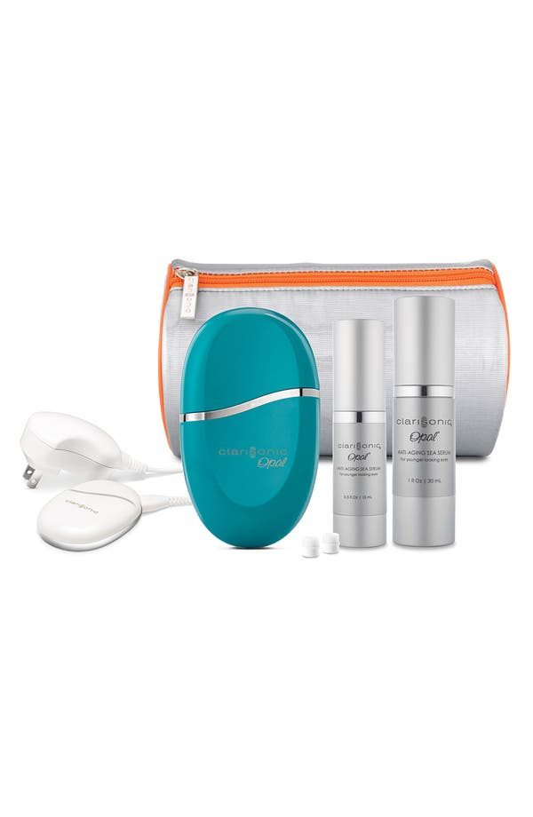 Alternate Image 1 Selected - CLARISONIC® 'Opal - Blue Aruba' Sonic Infusion System (Nordstrom Exclusive) ($270 Value)