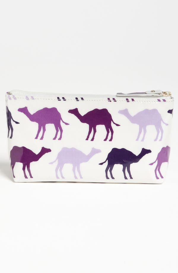 Alternate Image 4  - kate spade new york 'daycation - little shiloh' cosmetics pouch