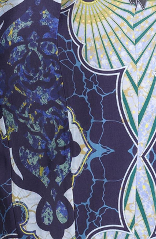 Alternate Image 3  - Emilio Pucci Cutout Shoulder Stretch Wool Dress