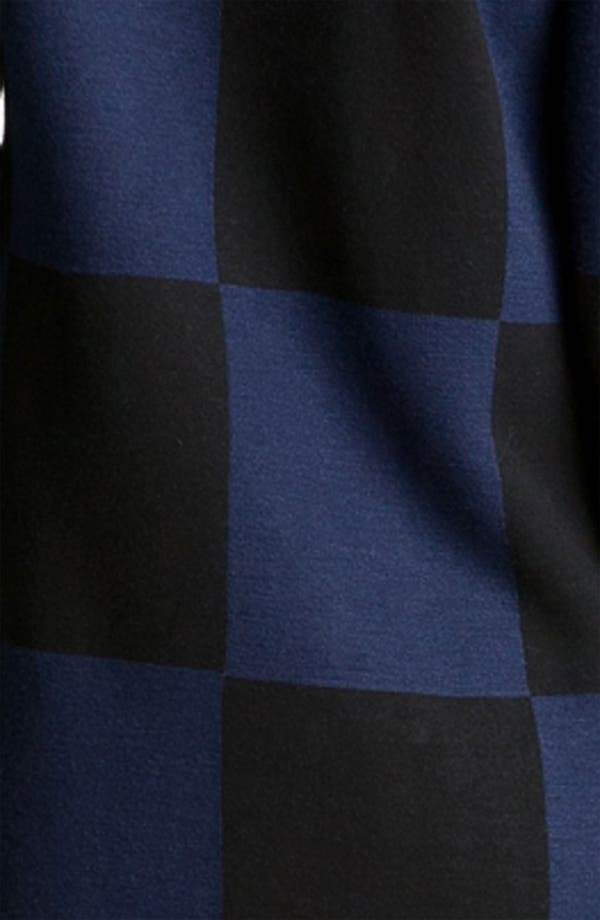 Alternate Image 3  - MARC BY MARC JACOBS Checkered Jacquard Mini Dress
