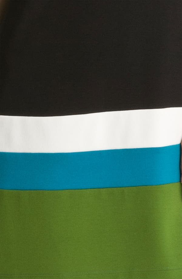 Alternate Image 3  - B44 Dressed by Bailey 'Carlo' Colorblock Ponte Shift Dress