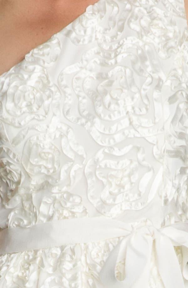 Alternate Image 3  - Jill Stuart One Shoulder Soutache Tulle Dress