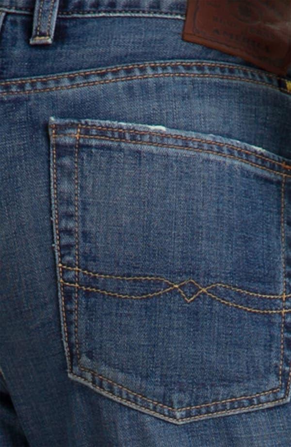 Alternate Image 4  - Lucky Brand Bootcut Jeans (Medium Edwin Warner)