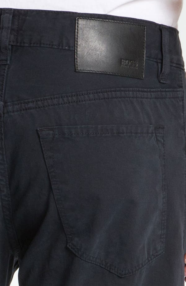 Alternate Image 3  - BOSS Black 'Maine' Five Pocket Pants
