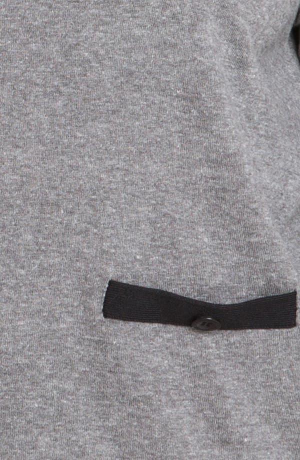 Alternate Image 2  - Sejour Contrast Trim Sweater (Plus)