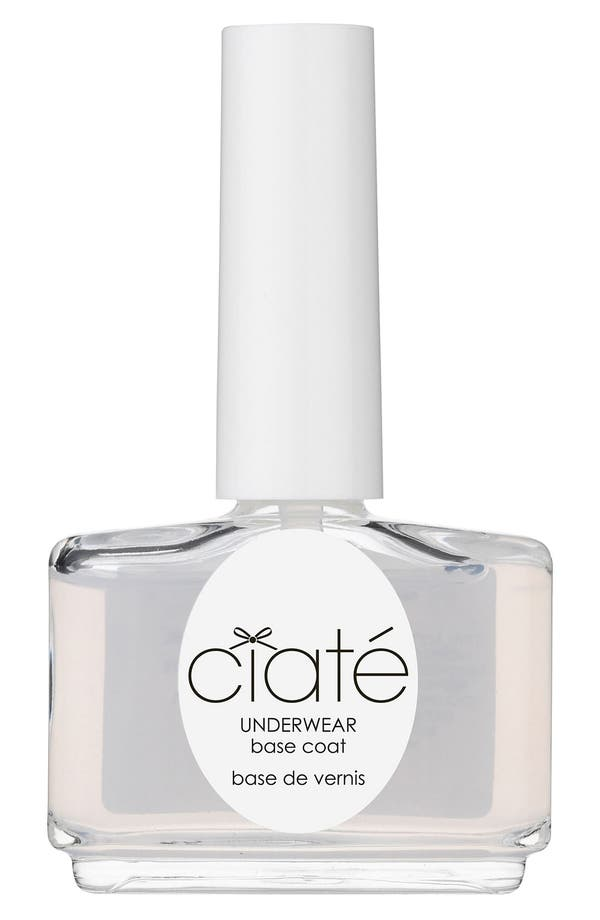 Alternate Image 1 Selected - Ciaté 'Underwear' Base Coat