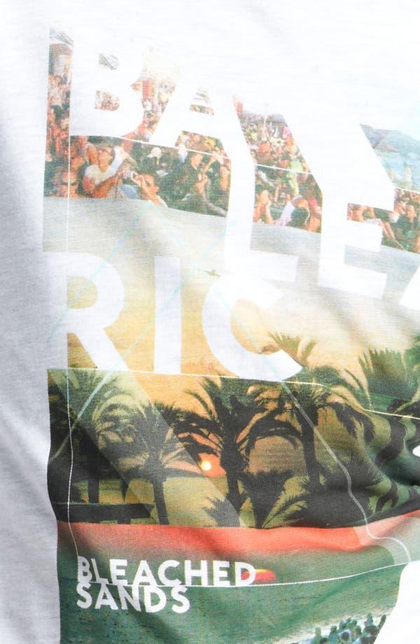 Alternate Image 3  - Topman 'Balearic' Graphic Sweatshirt
