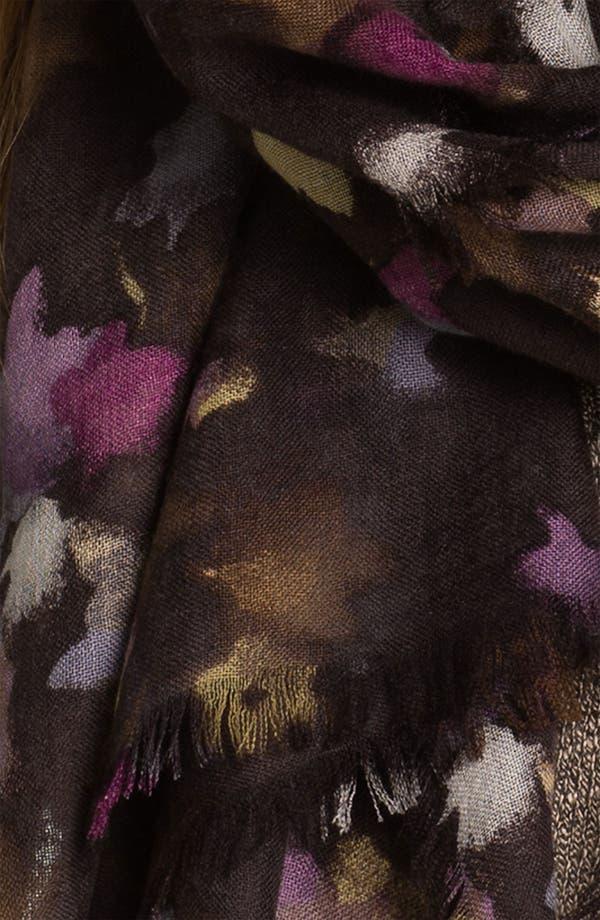Alternate Image 2  - Nordstrom 'Mystic' Eyelash Fringe Wrap