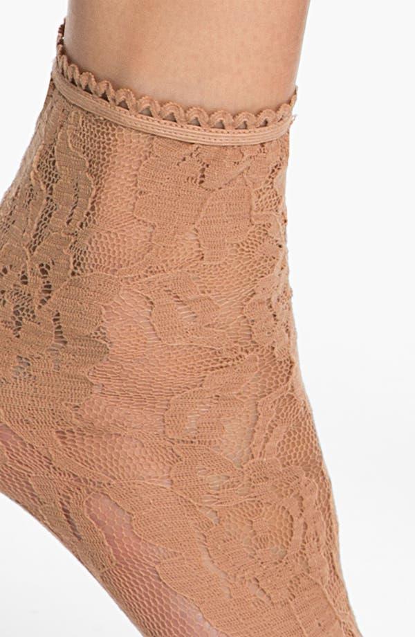 Alternate Image 2  - Nordstrom Lace Anklet