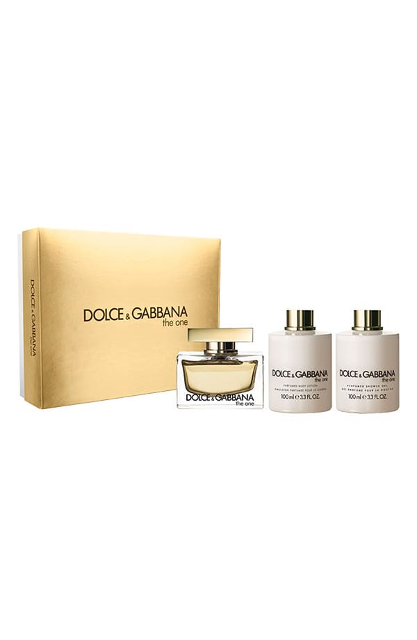 Alternate Image 1 Selected - Dolce&Gabbana Beauty 'The One' Gift Set ($142 Value)