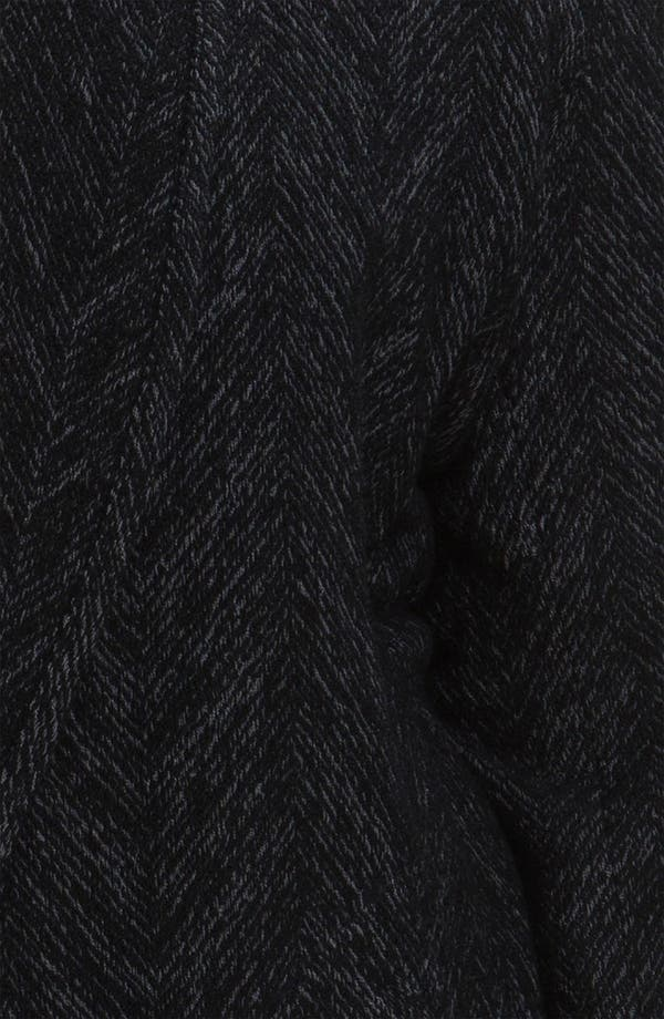 Alternate Image 3  - Eileen Fisher Herringbone Jacket (Plus)