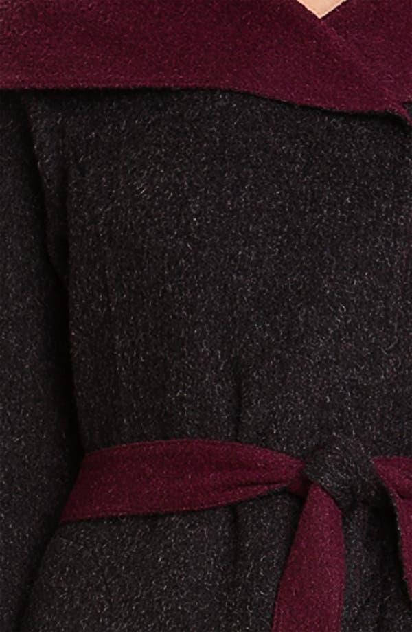 Alternate Image 4  - Beyond Threads Reversible Wrap Coat