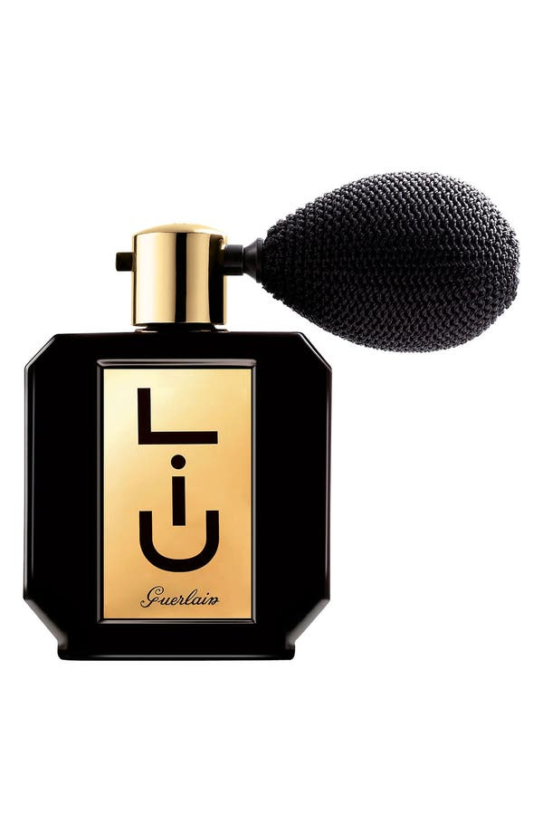 Alternate Image 1 Selected - Guerlain 'Liu Holiday Collection' Perfumed Shimmer Powder Face & Body