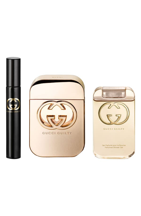 Alternate Image 2  - Gucci 'Guilty' Deluxe Gift Set ($153 Value)