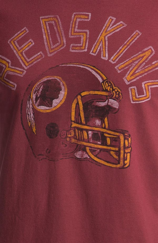 Alternate Image 3  - Junk Food 'Washington Redskins' T-Shirt