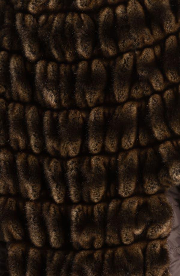 Alternate Image 3  - Weekend Max Mara 'Taso' Faux Fur Jacket