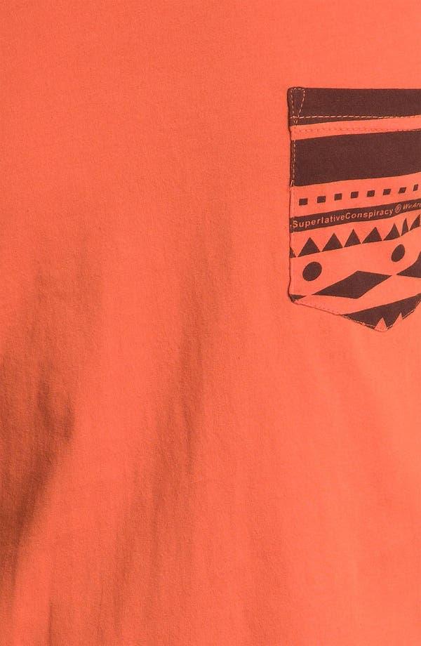 Alternate Image 3  - WeSC 'Larper Pocket' T-Shirt