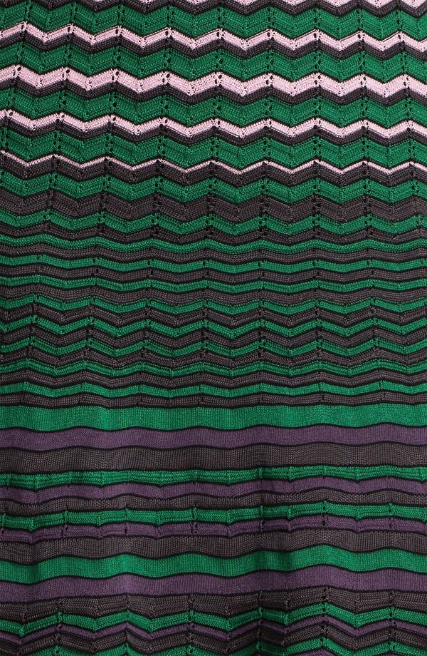 Alternate Image 3  - M Missoni Zigzag Stitch Skirt
