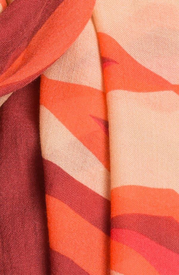 Alternate Image 2  - MARC BY MARC JACOBS 'Hayley Stripe' Wool Scarf