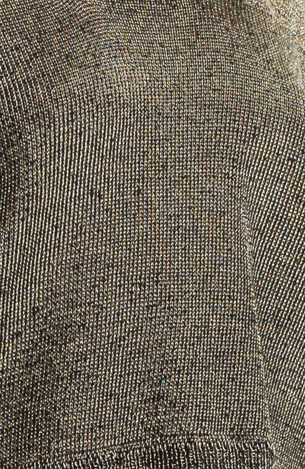 Alternate Image 3  - Rebecca Minkoff 'Ellen' Metallic Sweater
