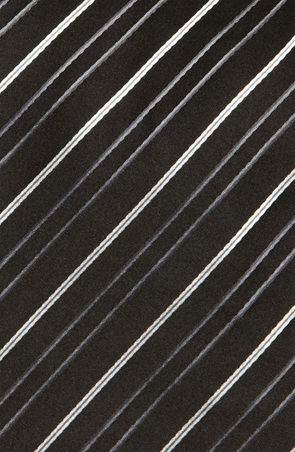Alternate Image 2  - Z Zegna Woven Silk Tie