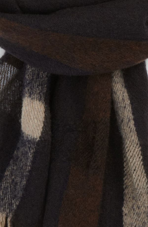 Alternate Image 2  - rag & bone Merino Wool Blend Scarf