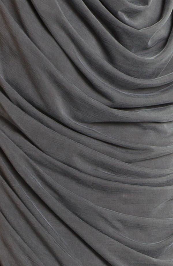 Alternate Image 3  - Helmut Lang 'Shade' Sleeveless Draped Dress