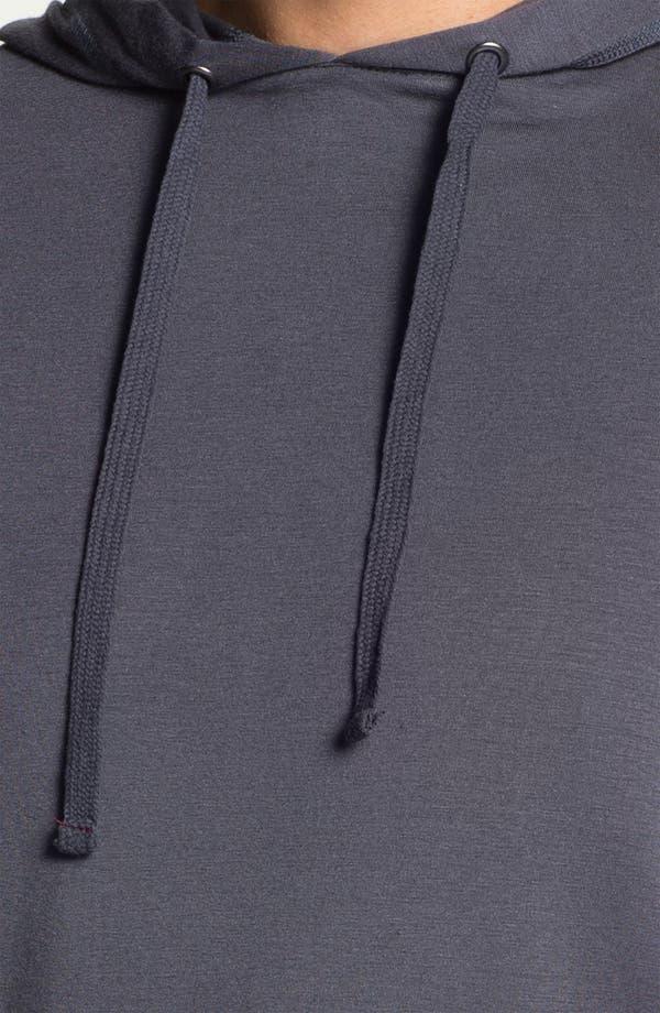 Alternate Image 3  - Daniel Buchler Modal & Silk Blend Hoodie