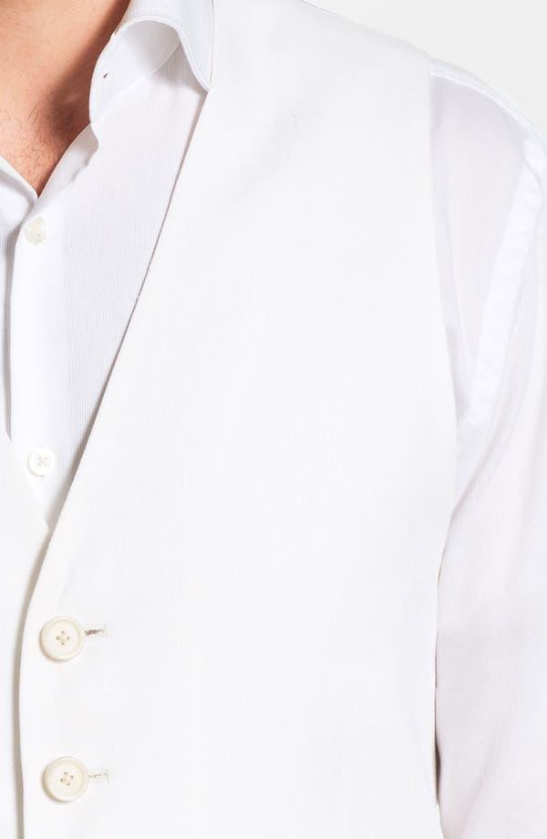 Alternate Image 3  - John W. Nordstrom® Linen Vest