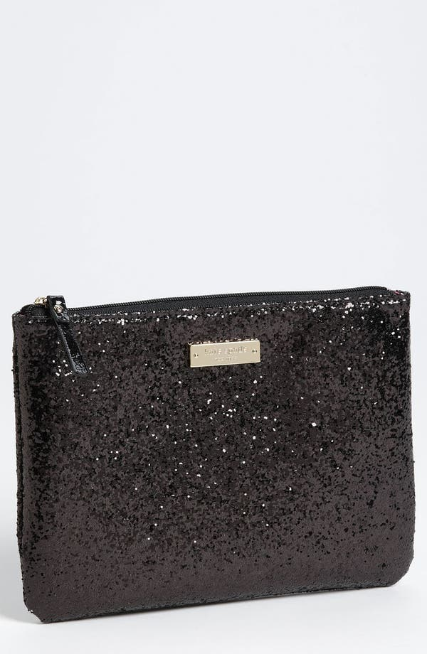 Alternate Image 1 Selected - kate spade new york 'glitterball - little gia' pouch