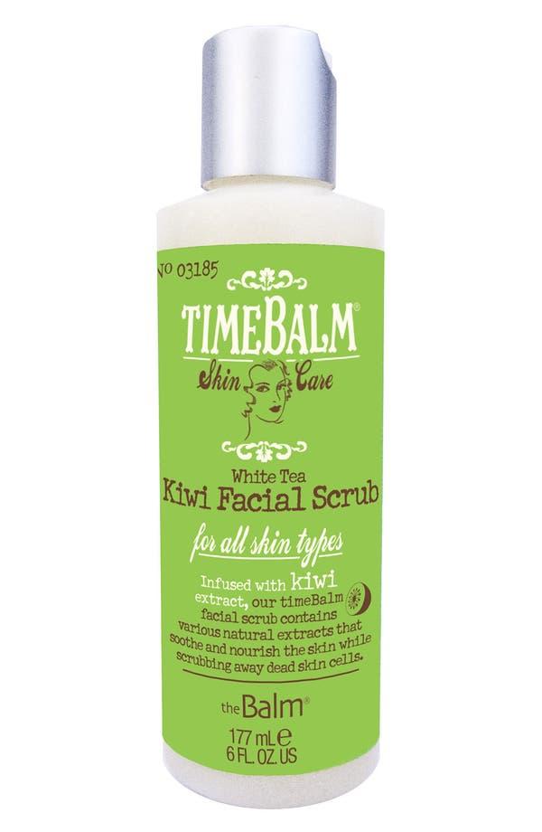 Alternate Image 1 Selected - theBalm® 'TimeBalm®' Kiwi Facial Scrub