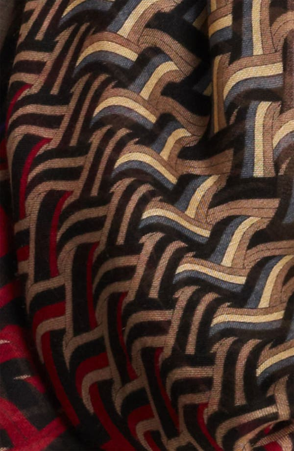 Alternate Image 2  - Missoni 'Small Zag' Modal & Cashmere Scarf